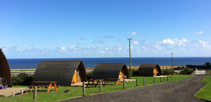 Glamping-by-the-sea